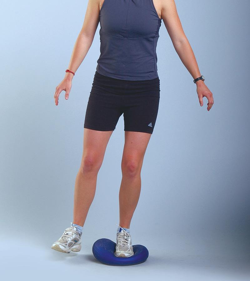Core Stability — One Leg Balancing