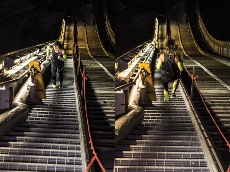 Stair Repeats