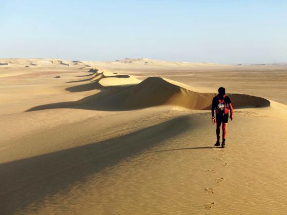 Sahara Race