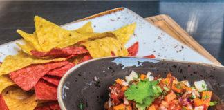 Crunchy Immune Boosting Chopped Salsa