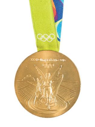 Erica Wiebe Medal