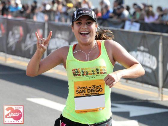 Rock 'n' Roll Marathon Series - San Diego