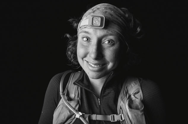 Trail Faces of the Orcas Island 100