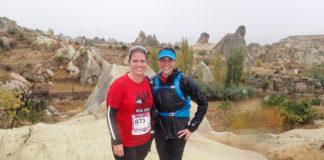 Cindy Harvey & Angela Haywood