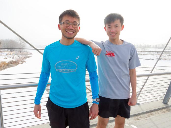 Simon Ong & Raymond Ong