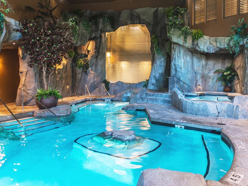 Grotto Spa at Tigh-Na-Mara