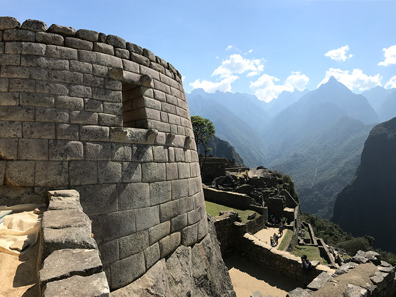 Temple of the Sun, Peru