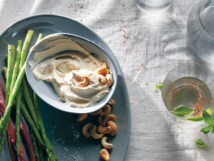 Cashew French Onion Dip
