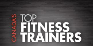 Top Fitness Trainers 2018 BC