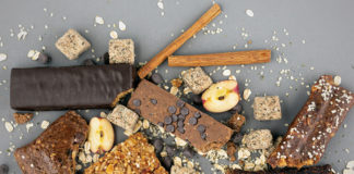 Plant-Based Energy Bars