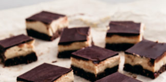 No-Bake Nanaimo Bars