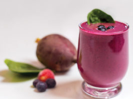 Beet and Berry Blast Smoothie
