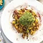 Dill and Sweet Potato Salad
