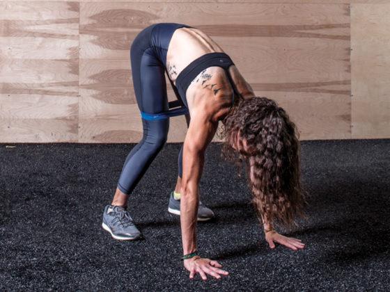 Flip Back Into Fitness