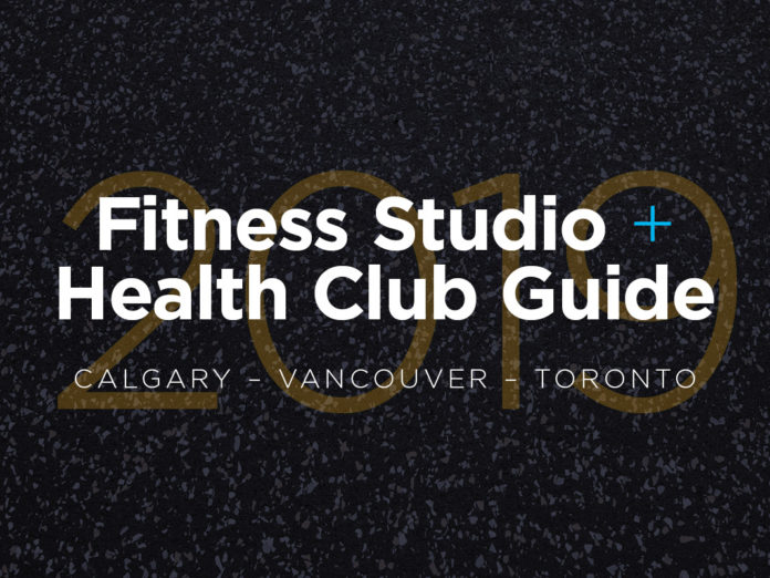 Fitness Studio + Health Club Guide