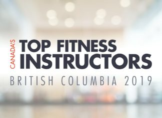 Canada's Top Fitness Instructors