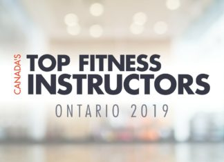 Canada's Top Fitness Instructors