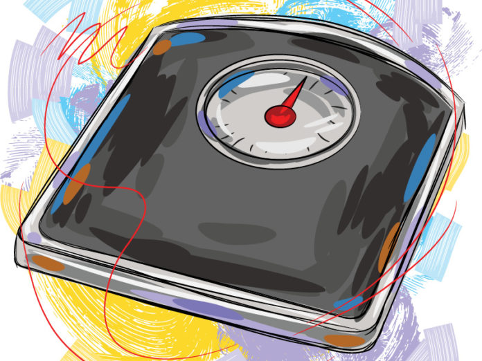Stop Giving a Sh*t About How Much You Weigh