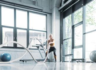 HIIT The Gym