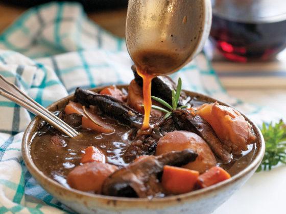 Instant Pot Portobello Pot Roast