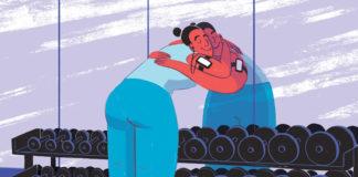 Harmful, Not Healthful Exercise & Eating Patterns