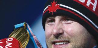 Brady Leman Gold Medal