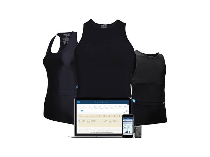 Hexoskin Smart Shirts