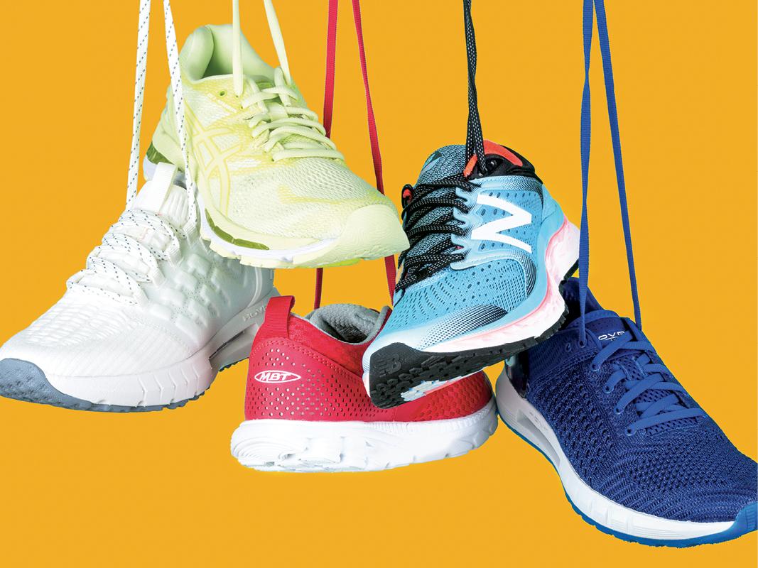 2018 Road Shoe Review Impact Magazine