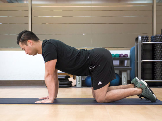 Tone Your Abs, Save Your Back