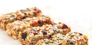 DIY Fruit & Nut Birdseed Bars