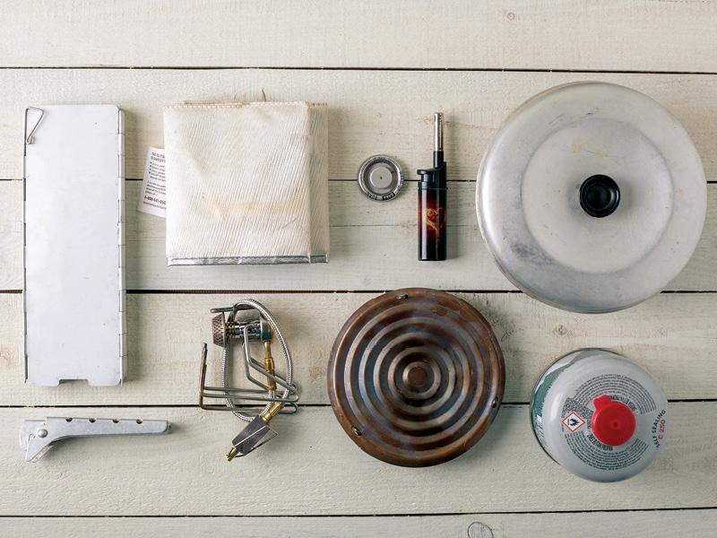 Backpack Gourmet