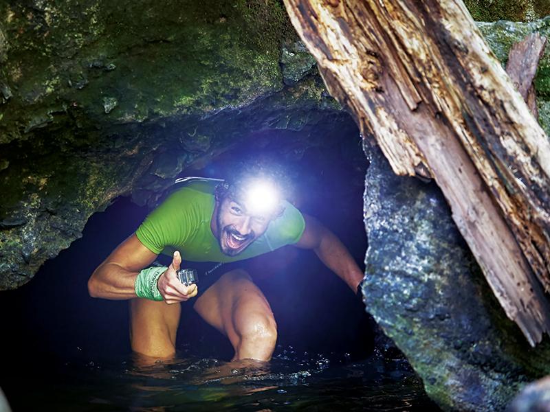 Bad Beaver Ultra Cave