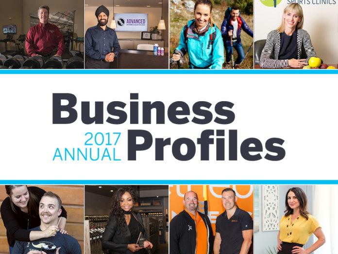 Business Profiles 2017
