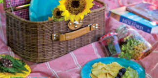 Enjoy a FITNIC Basket!