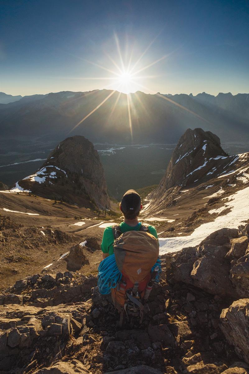 Scrambling/Hiking