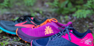 2017 Trail Shoe Review