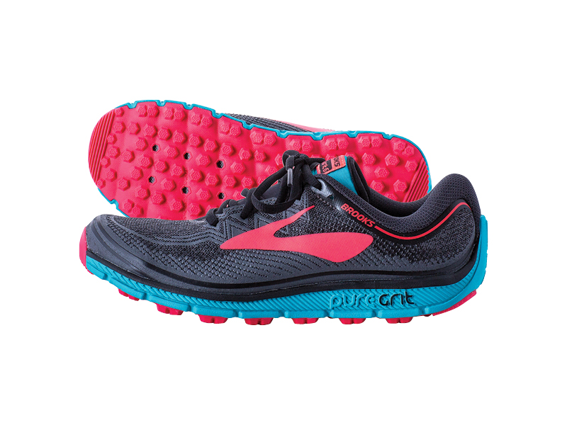 Women's Brooks Pure Grit 6 Trail Runner