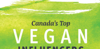 Canada's Top Vegan Influencers
