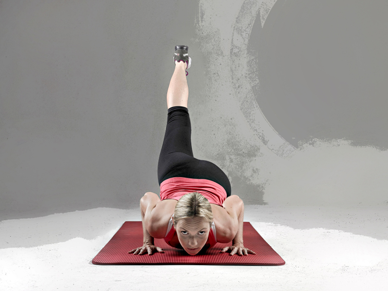 3-Point Push-up