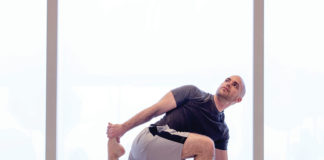 Low Lunge with Quad Stretch