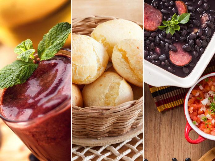 Brazilian Inspired Recipes