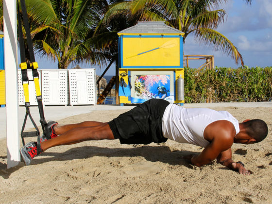 Bail-out Plank
