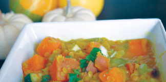 Winter Warmth Soup