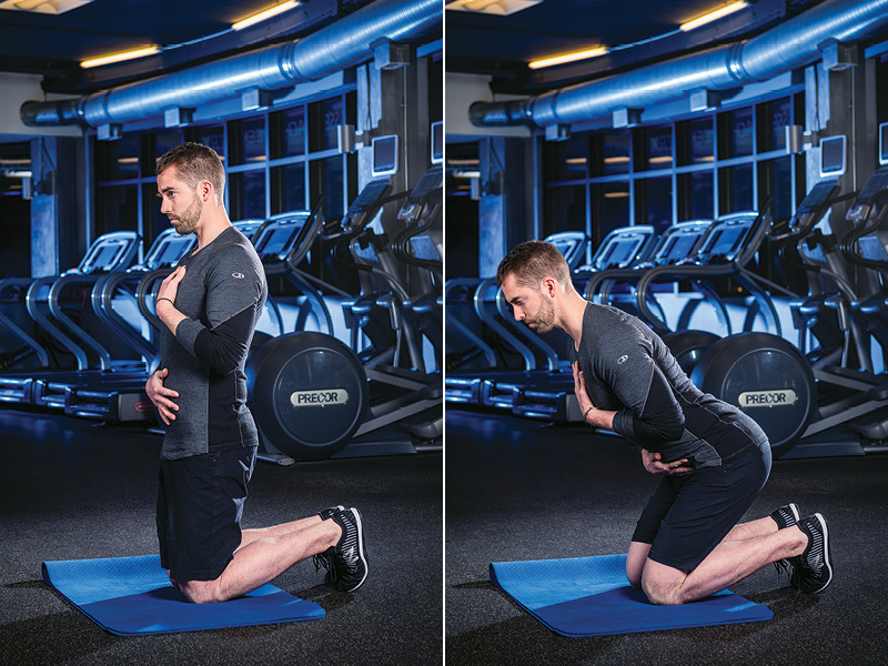 Bodyweight Nordic Curl