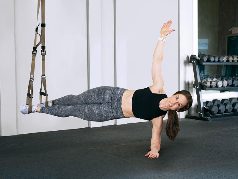 Suspension Side Plank