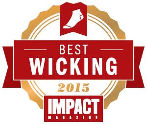 Sockie Awards 2015 Best Wicking
