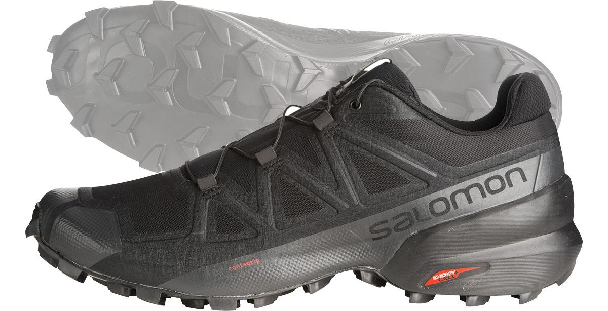 SalomonSpeedcross 5