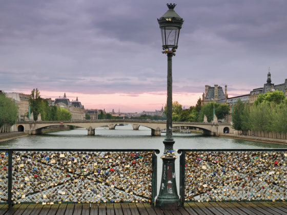 Paris Love Locks