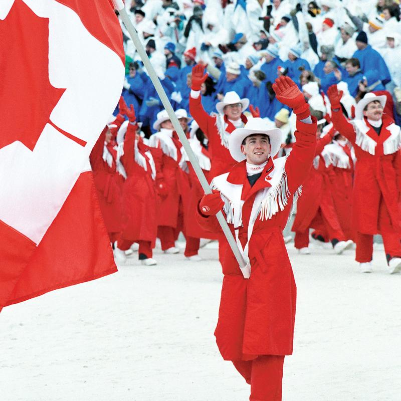 Calgary Olympics