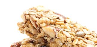 Almond Honey Breakfast Bars